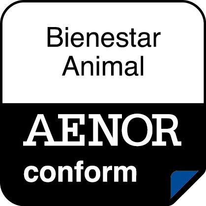 Marca AENOR Conform de Bienestar Animal